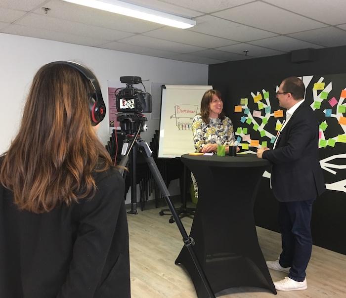 Réaliser une vidéo au format interview