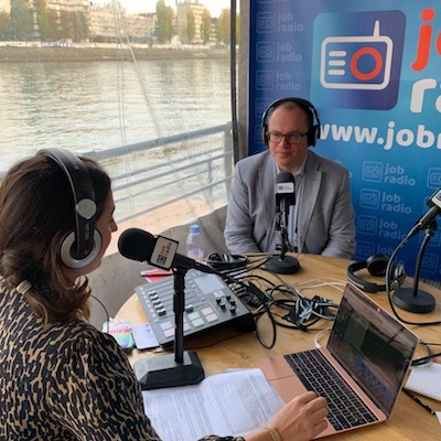 podcast recrutement innovant